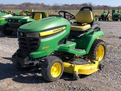 Riding Mower For Sale 2009 John Deere X540 , 26 HP