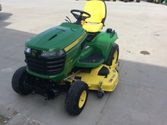 Riding Mower For Sale 2013 John Deere X734