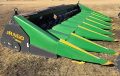 Header-Row Crop For Sale 2012 Drago 830
