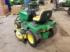 Riding Mower For Sale 2004 John Deere 345 , 20 HP