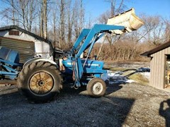 Tractor For Sale 1971 Ford 2000 , 36 HP