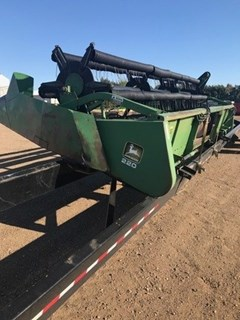 Header-Auger/Flex For Sale:  1985 John Deere 220F