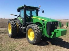 Tractor For Sale 2010 John Deere 8345R , 345 HP