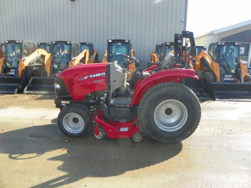 2015 Case IH 30C Tractor For Sale