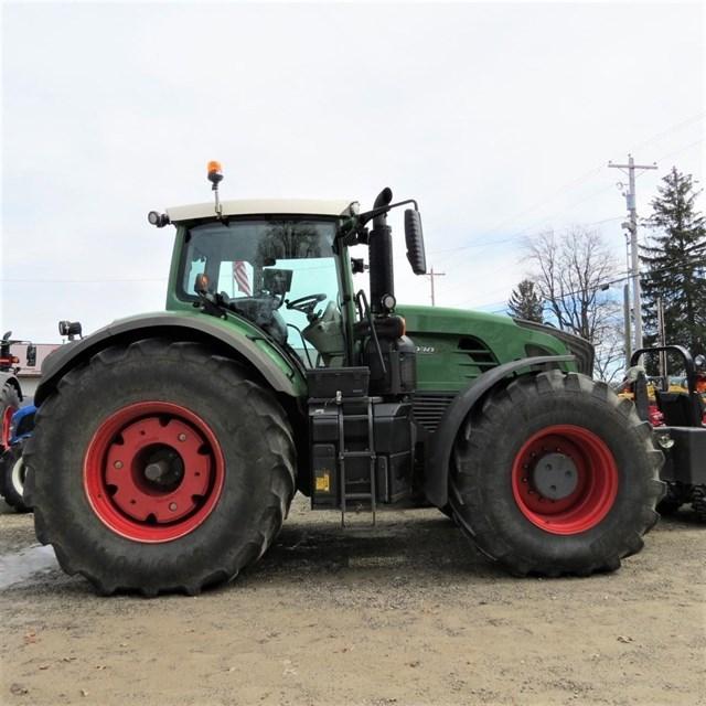 2014 Fendt 930 VARIO Tractor For Sale