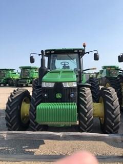 Tractor For Sale:  2016 John Deere 8370R , 370 HP