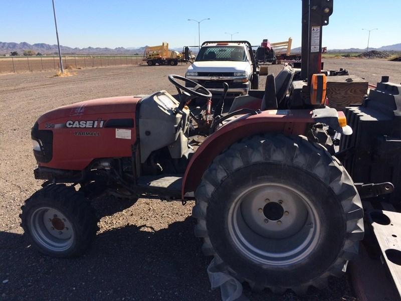 2012 Case IH FARMALL 35B Tractor For Sale