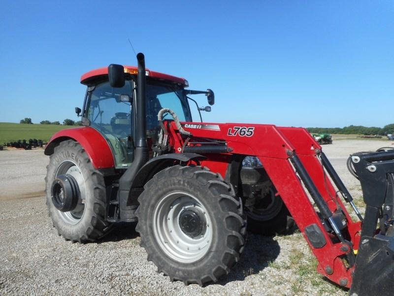 2015 Case IH Maxxum 140 MC Tractor For Sale
