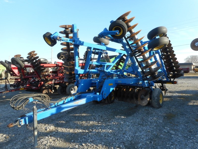 2007 Landoll 6230-26 Disk Harrow For Sale