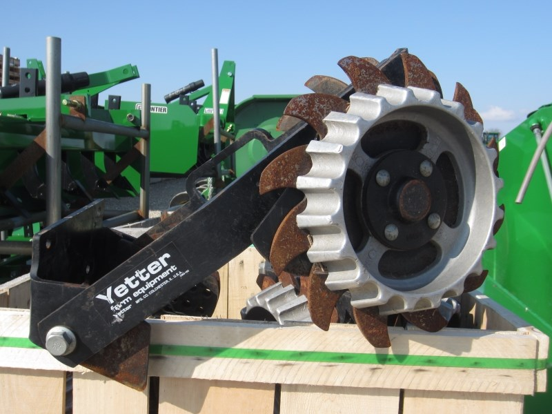 2017 Yetter 2967-035 Planter For Sale