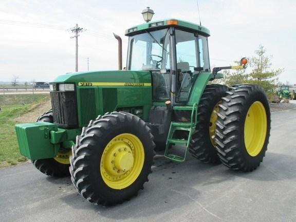 1999 John Deere 7810 Tractor For Sale