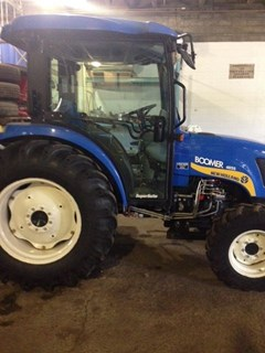 Tractor For Sale 2009 New Holland Boomer 4055 , 55 HP