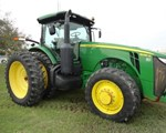 Tractor For Sale: 2011 John Deere 8285R, 285 HP