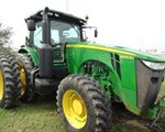 Tractor For Sale: 2012 John Deere 8235R, 235 HP