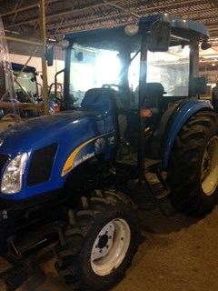Tractor For Sale 2008 New Holland T2410 , 55 HP