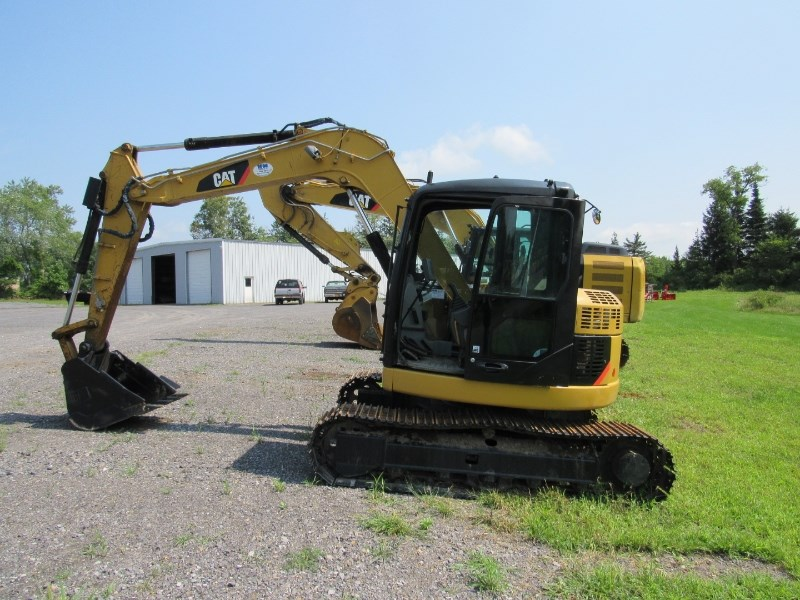 2012 Caterpillar 308DCR Excavator-Mini For Sale