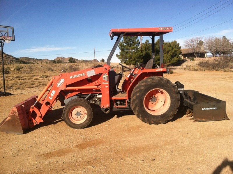 Kubota L48 Tractor For Sale