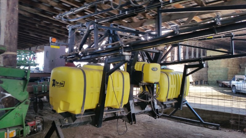 Top Air  Sprayer-Pull Type For Sale