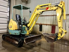 Excavator-Mini For Sale 2011 Yanmar VIO 27-2 , 22 HP
