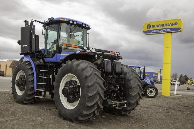 2018 New Holland T9.565 Tractor For Sale