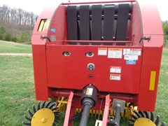 Baler-Round For Sale 2015 New Holland 450 Utility