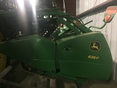 Header-Auger/Flex For Sale:  2010 John Deere 635F
