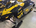 Snowmobile For Sale: 2010 Ski-Doo 2010 MXZ SPORT 600 YEL/BLK