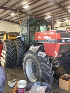 Tractor For Sale 1987 Case IH 3394 , 162 HP