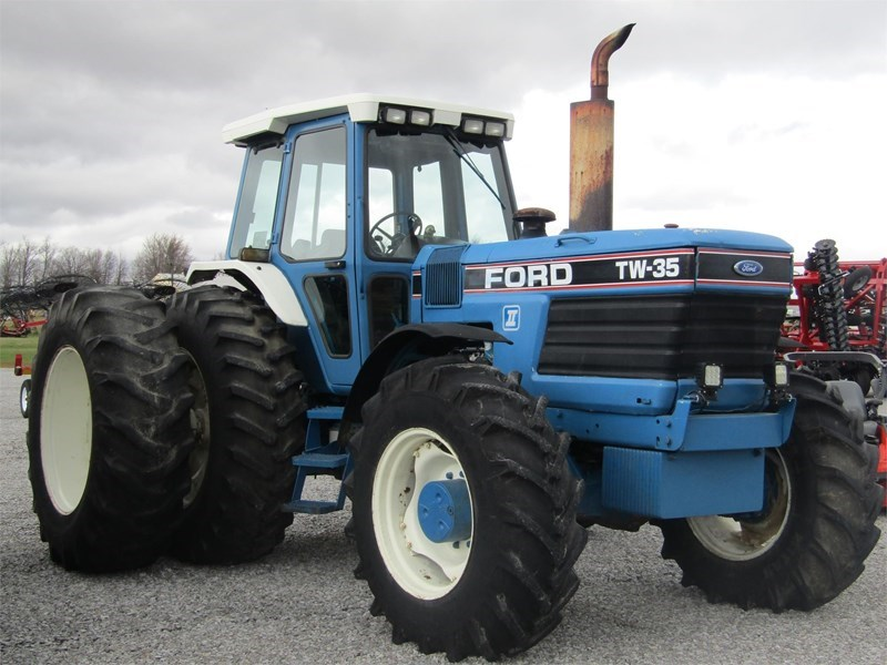 1990 Ford TW35 Tractor For Sale