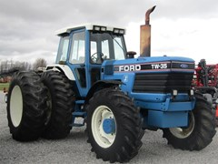 Tractor For Sale 1990 Ford TW35 , 192 HP