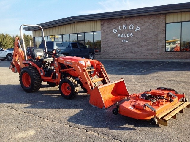 2013 Kubota B2320DT Tractor For Sale