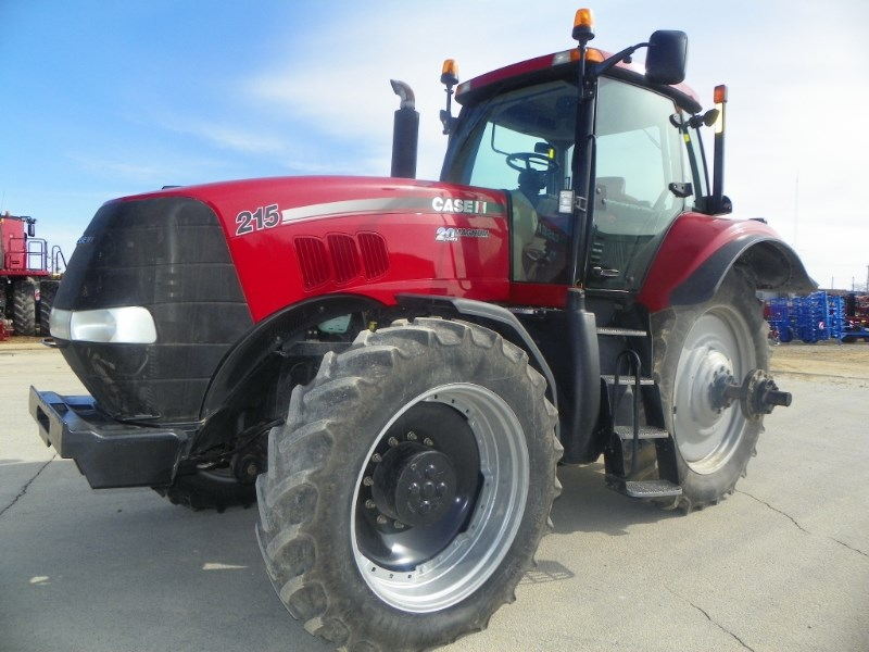 2008 Case IH 215 Tractor For Sale