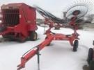 Hay Rake-Wheel For Sale:  2014 Kuhn SR108