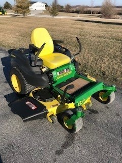 Riding Mower For Sale 2013 John Deere Z655 , 24 HP