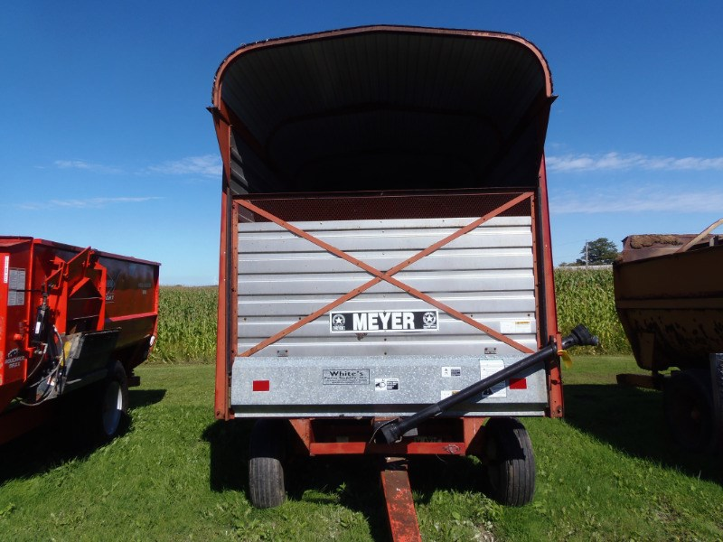 Meyer 3118 Forage Box For Sale