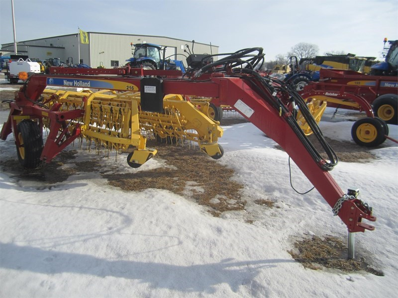 New Holland 216 Tedder For Sale