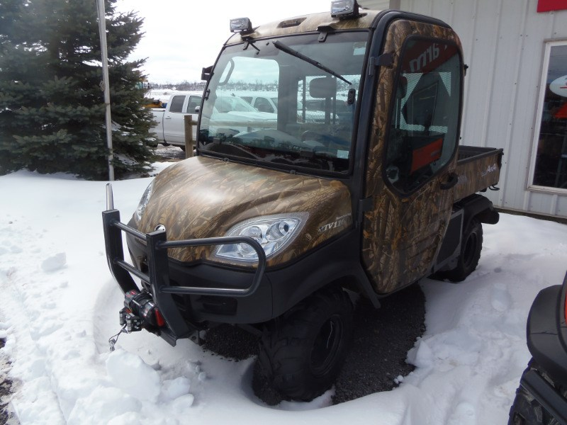 2008 Kubota RTV1100 Utility Vehicle For Sale