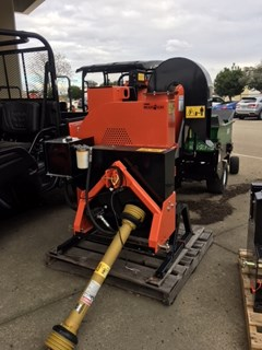 Misc. Ag For Sale:  Bearcat CHF9540H Chipper