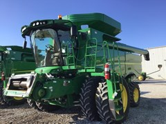 Combine For Sale 2014 John Deere S670