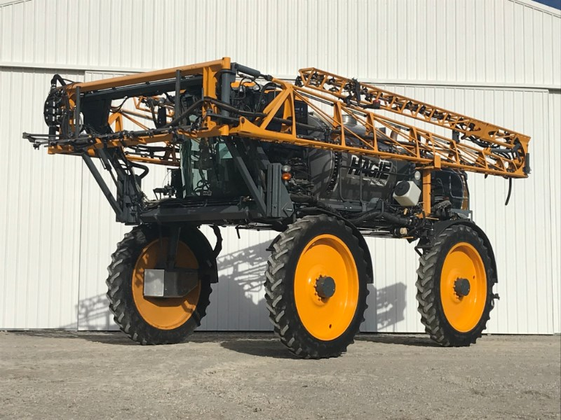 2009 Hagie STS12 Sprayer-Self Propelled For Sale