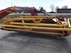 Windrower-Pull Type For Sale 2009 New Holland 499-12