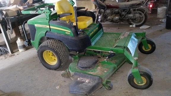 2012 John Deere 997 Riding Mower For Sale