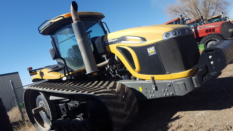 2011 Challenger MT865C Tractor For Sale