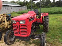 Tractor For Sale:  2013 Mahindra 5525