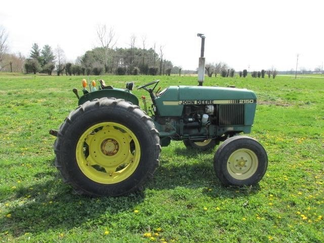 1983 John Deere 2150 Tractor For Sale