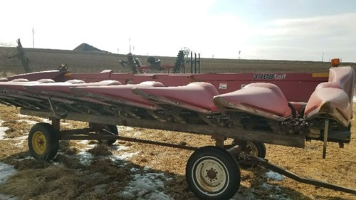 Header-Corn For Sale:  2011 Case IH 3408
