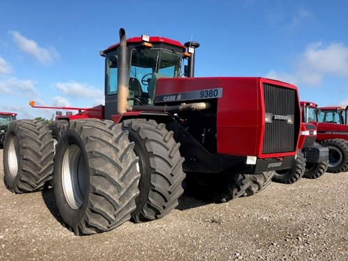 Tractor For Sale:  1997 Case IH 9380 , 400 HP