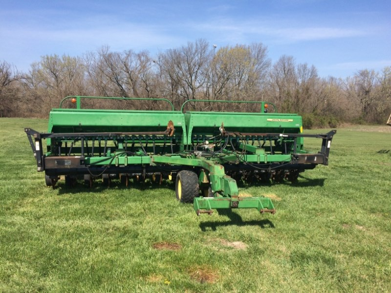 John Deere 750 Grain Drill For Sale