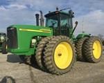 Tractor For Sale: 2006 John Deere 9220, 325 HP