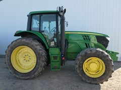 Tractor For Sale 2014 John Deere 6150M